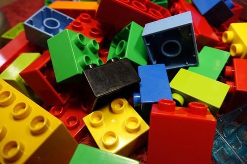 Schadstoffbelastung in Legosteinen